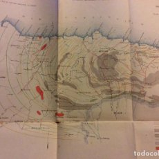 Libros antiguos: CRIADEROS DE HIERRO DE ASTURIAS- L.ADARO Y G.JUNQUERA- 1916 - DEDICADO. Lote 104102295