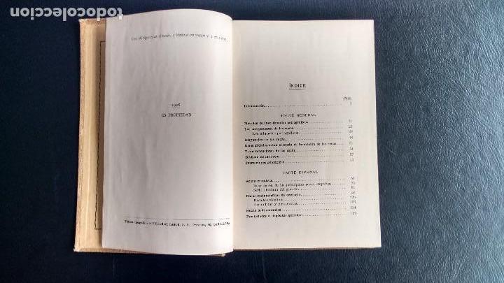 Libros antiguos: PETROGRAFÍA. PROF. DR. W. BRUHNS. EDITORIAL LABOR. PRIMERA EDICIÓN, 1928. - Foto 3 - 104360847