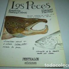 Libros antiguos: GUIA DE PECES. Lote 104386059