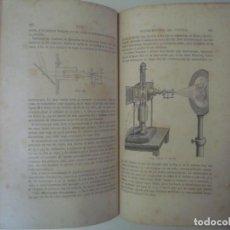Libros antiguos: LIBRERIA GHOTICA. A.GANOT. TRATADO ELEMENTAL DE FISICA, EXPERIMENTAL Y APLICADA.1871.MUCHOS GRABADOS. Lote 104451175