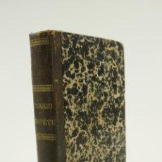 Libros antiguos: EL NON PLUS ULTRA DEL LUNARIO Y PRONÓSTICO PERPETUO, PEDRO ENGUERA, BARCELONA. 11X15,5CM. Lote 105805923