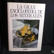 Libros antiguos: LA GRAN ENCICLOPEDIA DE LOS MINERALES , SUSAETA. Lote 106533575