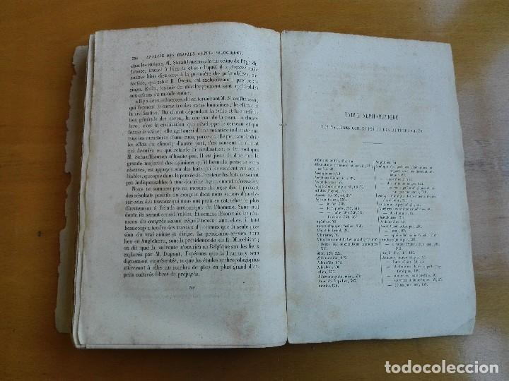 Libros antiguos: De la place de l'homme dans la nature. Huxley, Th[omas] H[enry] 1868 - Foto 7 - 107884983
