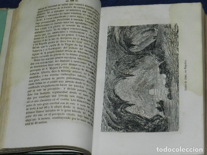 Libros antiguos: (MF) JOSE MONLAU - COMPENDIA DE HISTORIA NATURAL 1867 , MINERALOGIA, ZOOLOGIA Y BOTANICA , 3 VOLS - Foto 5 - 108053771