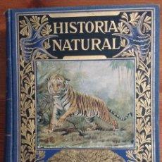Libros antiguos: HISTORIA NATURAL POPULAR. SOPENA, 1935. . Lote 109093759