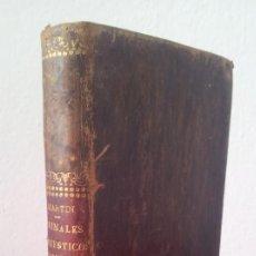 Libros antiguos: EXTERIOR DE LOS PRINCIPALES ANIMALES DOMESTICOS Y MAS PARTICULARMENTE DEL CABALLO - 1881, FIRMADO. Lote 109510023