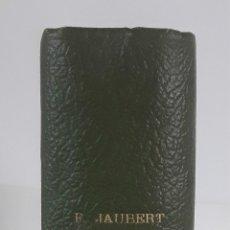 Libros antiguos: LES ACIDES MINÉRAUX. F. JAUBERT. GAUTHIER-VILLARS, IMPRIMEUR-LIBRAIRE. 1912.. Lote 109556687