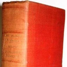 Libros antiguos: PRÉCIS D´ANALYSE CHIMIQUE QUANTITATIVE - GERHARDT, CH., CHANCEL, G.. Lote 105490450