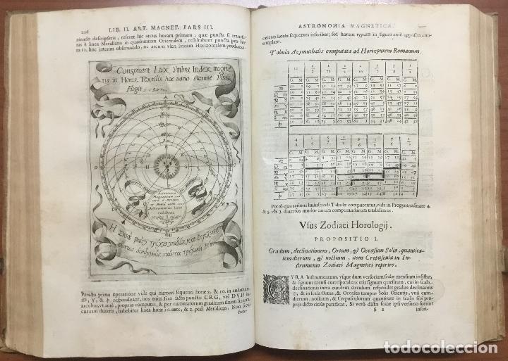 Libros antiguos: KIRCHER, Athanasius ...MAGNES SIVE DE ARTE MAGNETICA OPUS TRIPARTITUM Quo Uniuersa Magnetis Natura, - Foto 7 - 109024500