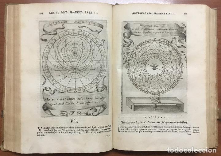 Libros antiguos: KIRCHER, Athanasius ...MAGNES SIVE DE ARTE MAGNETICA OPUS TRIPARTITUM Quo Uniuersa Magnetis Natura, - Foto 8 - 109024500