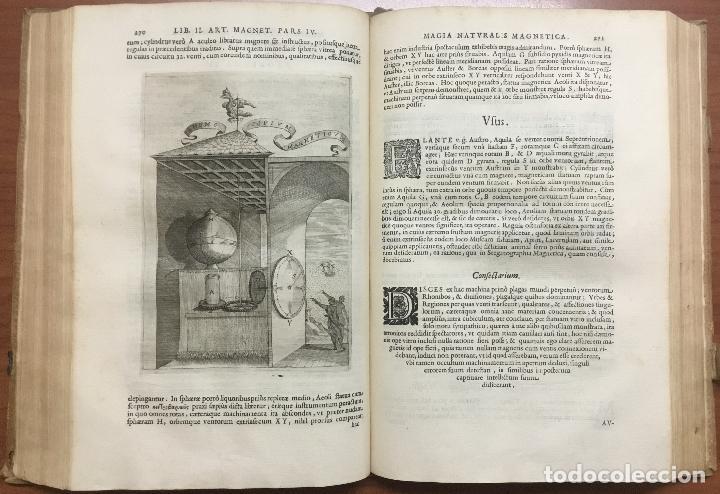 Libros antiguos: KIRCHER, Athanasius ...MAGNES SIVE DE ARTE MAGNETICA OPUS TRIPARTITUM Quo Uniuersa Magnetis Natura, - Foto 10 - 109024500
