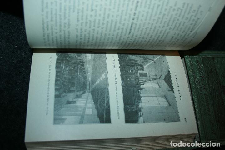 Libros antiguos: Enciclopedia agrícola, 10 tomos siglo XX-conservas,maquinas,viticola...G.Wery - Foto 7 - 110448699