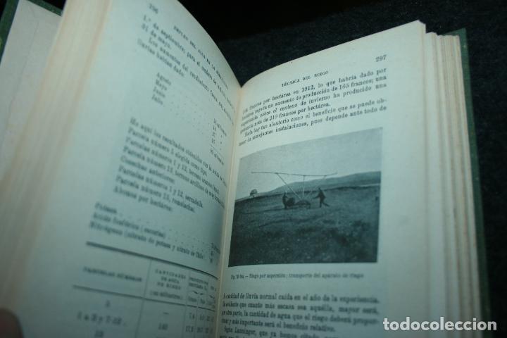Libros antiguos: Enciclopedia agrícola, 10 tomos siglo XX-conservas,maquinas,viticola...G.Wery - Foto 9 - 110448699