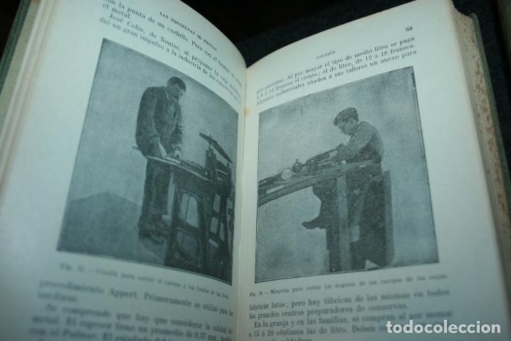 Libros antiguos: Enciclopedia agrícola, 10 tomos siglo XX-conservas,maquinas,viticola...G.Wery - Foto 11 - 110448699