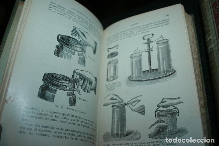 Libros antiguos: Enciclopedia agrícola, 10 tomos siglo XX-conservas,maquinas,viticola...G.Wery - Foto 12 - 110448699