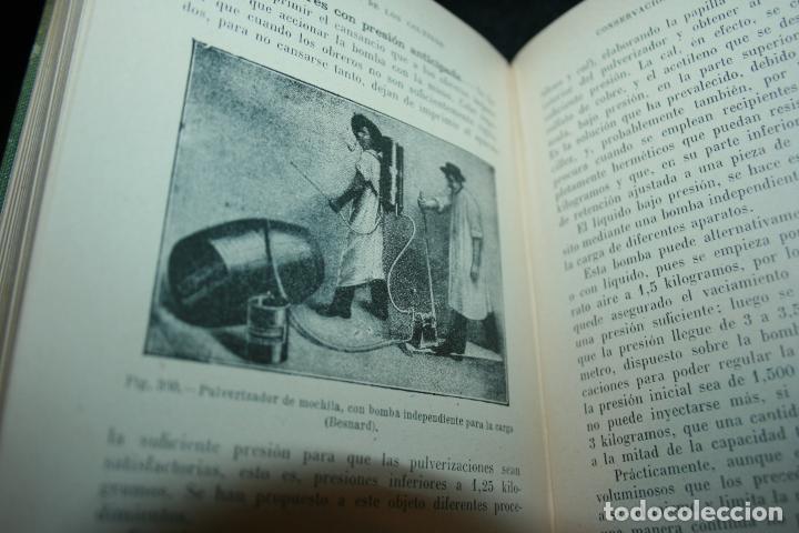 Libros antiguos: Enciclopedia agrícola, 10 tomos siglo XX-conservas,maquinas,viticola...G.Wery - Foto 19 - 110448699