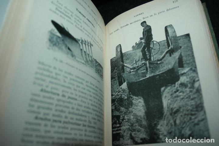 Libros antiguos: Enciclopedia agrícola, 10 tomos siglo XX-conservas,maquinas,viticola...G.Wery - Foto 20 - 110448699