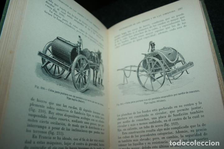 Libros antiguos: Enciclopedia agrícola, 10 tomos siglo XX-conservas,maquinas,viticola...G.Wery - Foto 21 - 110448699