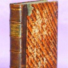 Libros antiguos: TRAZADO DE LAS CURVAS CIRCULARES Y PARABÓLICAS SOBRE EL TERRENO (1863). Lote 110731995