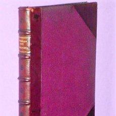 Libros antiguos: LA RADIOFONÍA. ESTUDIO DE UNA NUEVA PROPIEDAD DE LAS RADIACIONES. (1883). Lote 110732979