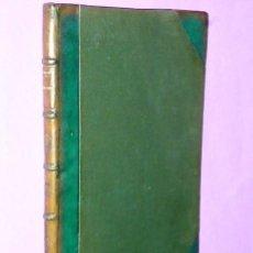 Libros antiguos: ESTUDIOS EXPERIMENTALES EN QUE SE FUNDA LA ECUACIÓN DEL METRO DE PLATINO... (1881). Lote 110735731