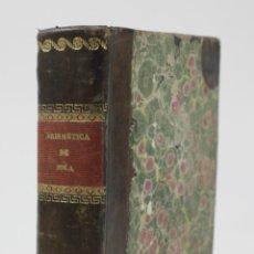 Libros antiguos: ARISMETICA TEORICO PRACTICA Y MERCANTIL, MIGUEL SOLÁ, 1801, BARCELONA. 14X19,5CMM. Lote 111213587