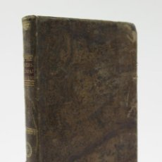 Libros antiguos: CONVERSACIONES SOBRE HISTORIA NATURAL, 1813, J.F.DUBROCA, TOMO IV, MADRID. 11,5X17,5CM. Lote 111322735