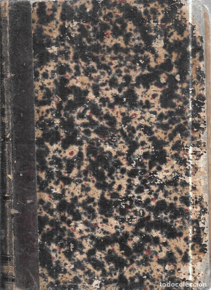 COMPENDIO DE ARITMETICA Y ALGEBRA. R. SANJURJO. 1877. ADOLFO RODRIGUEZ. (Libros Antiguos, Raros y Curiosos - Ciencias, Manuales y Oficios - Física, Química y Matemáticas)