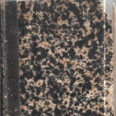 Libros antiguos: COMPENDIO DE ARITMETICA Y ALGEBRA. R. SANJURJO. 1877. ADOLFO RODRIGUEZ.. Lote 111660871