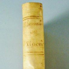 Libros antiguos: ELEMENTOS DE MINERALOGÍA. RICHARD KIRWAN. TRADUCCIÓN F. CAMPUZANO. MADRID. PLÁCIDO BARCO. AÑO 1789. . Lote 111789255