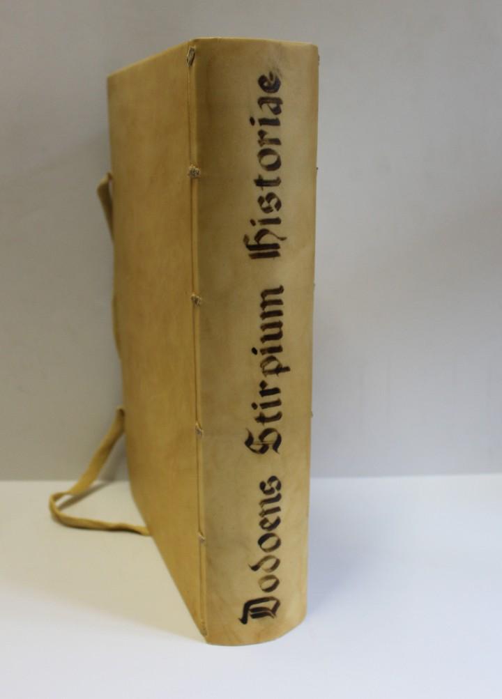 Libros antiguos: REMBERTI DODONAEI MECHLINIENSIS MEDICI CAESAREI STIRPIUM HISTORIAE PEMPTADES SEX SIVE LIBRI XXX. Var - Foto 2 - 109023842