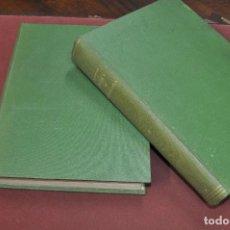 Libros antiguos: FLORA DE CATALUNYA - JOAN CADEVALL Y DIARS - ANGEL SALLENT - INS. CIENCIES BARCELONA ANY 1915 - AFFB. Lote 111997483