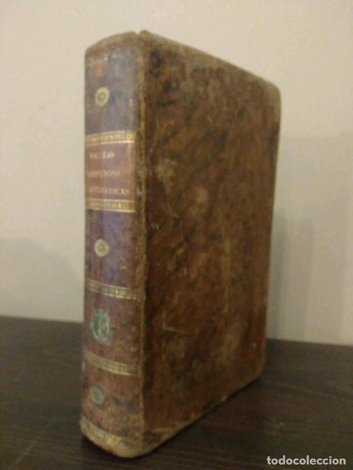 Libros antiguos: COMPENDIO DE MATEMÁTICAS PURAS Y MIXTAS - TOMOS I-II - JOSE MARIANO VALLEJO - MADRID 1840 - Foto 4 - 112890843