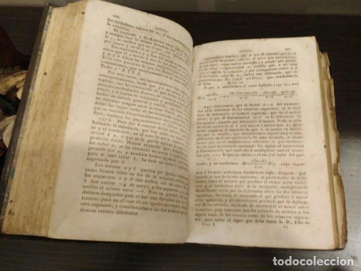 Libros antiguos: COMPENDIO DE MATEMÁTICAS PURAS Y MIXTAS - TOMOS I-II - JOSE MARIANO VALLEJO - MADRID 1840 - Foto 5 - 112890843