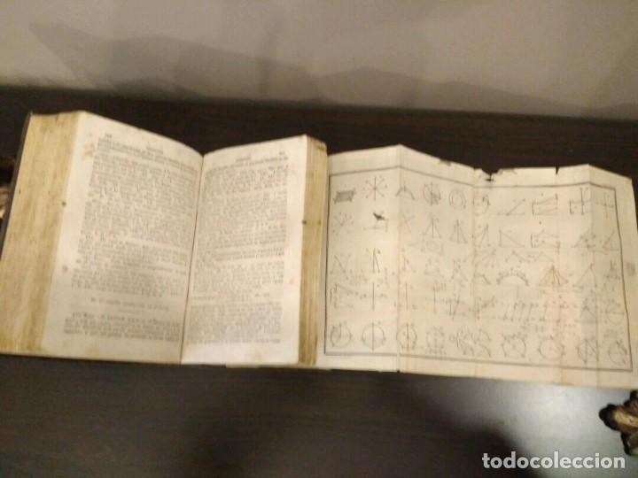 Libros antiguos: COMPENDIO DE MATEMÁTICAS PURAS Y MIXTAS - TOMOS I-II - JOSE MARIANO VALLEJO - MADRID 1840 - Foto 6 - 112890843