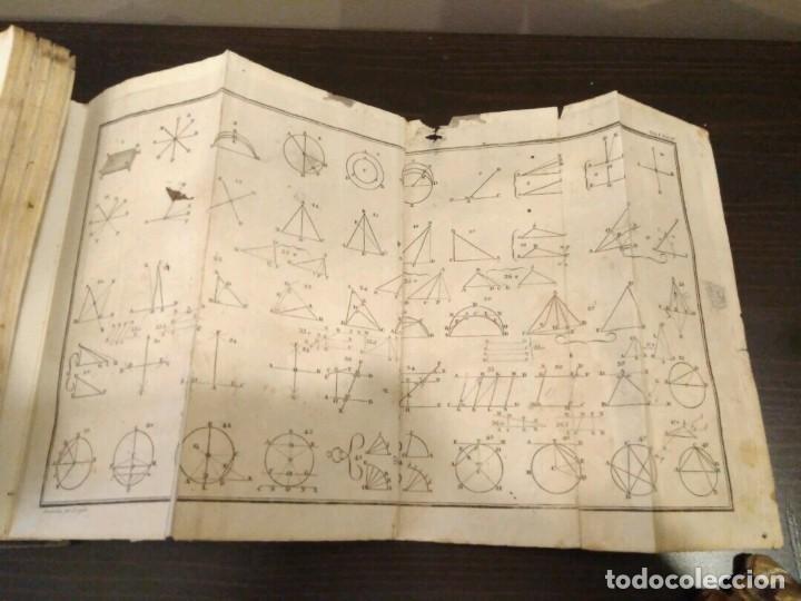Libros antiguos: COMPENDIO DE MATEMÁTICAS PURAS Y MIXTAS - TOMOS I-II - JOSE MARIANO VALLEJO - MADRID 1840 - Foto 7 - 112890843