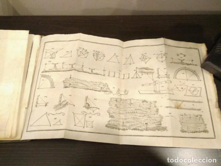 Libros antiguos: COMPENDIO DE MATEMÁTICAS PURAS Y MIXTAS - TOMOS I-II - JOSE MARIANO VALLEJO - MADRID 1840 - Foto 9 - 112890843