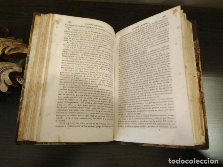 Libros antiguos: COMPENDIO DE MATEMÁTICAS PURAS Y MIXTAS - TOMOS I-II - JOSE MARIANO VALLEJO - MADRID 1840 - Foto 12 - 112890843