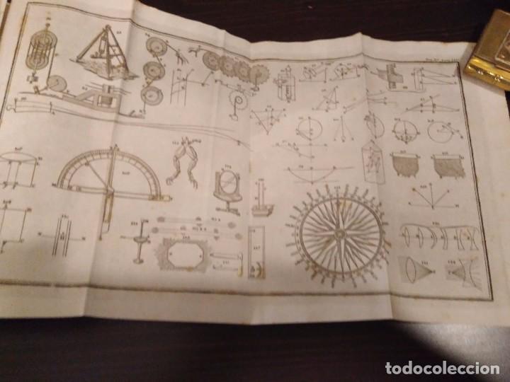 Libros antiguos: COMPENDIO DE MATEMÁTICAS PURAS Y MIXTAS - TOMOS I-II - JOSE MARIANO VALLEJO - MADRID 1840 - Foto 17 - 112890843