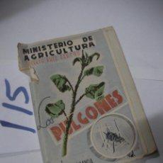Libros antiguos: PULGONES. Lote 113204863