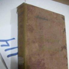 Libros antiguos: ANTIGUO LIBRO - MANUAL DE QUIMICA MODERNA GENERAL, INORGANICA Y ORGANICA. Lote 113363795