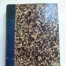 Libros antiguos: VITICULTURA Y ENOLOGÍA ESPAÑOLAS O TRATADO SOBRE EL CULTIVO DE LA VID Y LOS VINOS DE ESPAÑA. 1869. Lote 113472847