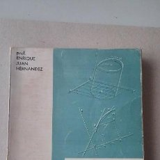 Livros antigos: INTRODUCCION AL CALCULO INFINITESIMAL. Lote 113478795