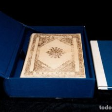 Libros antiguos: ATLAS DE HISTORIA NATURAL DE FELIPE II - VICENTE GARCÍA EDITORES - FACSÍMIL. Lote 114659307