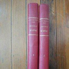 Libros antiguos: VOYAGE AUX SOURCES DU RIO DE S. FRANCISCO ET DANS LA PROVINCE DE GOYAZ. AUGUSTE SAINT-HILAIRE. 1847 . Lote 114787867