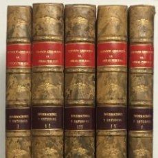 Libros antiguos: JEFATURA DE SONDEOS, CIMENTACIONES E INFORMES GEOLOGICOS. BOLETIN Nº 1. INFORMACIONES Y ESTUDIOS. -. Lote 114799680