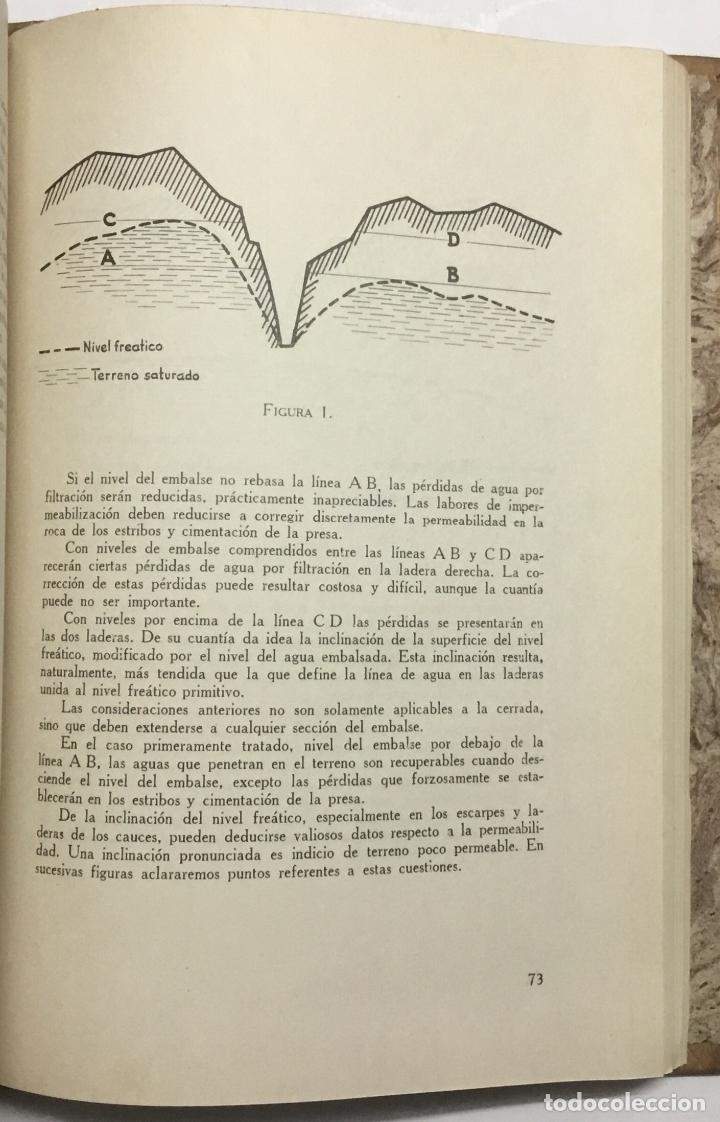Libros antiguos: JEFATURA DE SONDEOS, CIMENTACIONES E INFORMES GEOLOGICOS. BOLETIN Nº 1. Informaciones y estudios. - - Foto 11 - 114799680