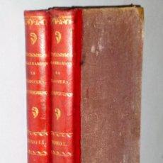 Libros antiguos: LA ATMOSFERA. DESCRIPCIÓN DE LOS GRANDES FENÓMENOS DE LA NATURALEZA (2 TOMOS, 1875). Lote 115261379