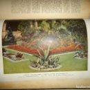 Libros antiguos: JARDINES JARDINERIA WILLY LANGE GARTENGESTALTUNG DER NEUZEIT LEIPZIG 1919. Lote 115413595