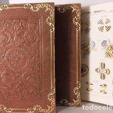 Libros antiguos: POUILLET : ELEMENTOS DE FÍSICA ESPERIMENTAL Y METEOROLOGÍA. (2 TOM) 1841. 32 LÁMINAS LITOGRÁFICAS. Lote 115431679
